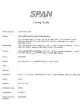 SPAN Certificate